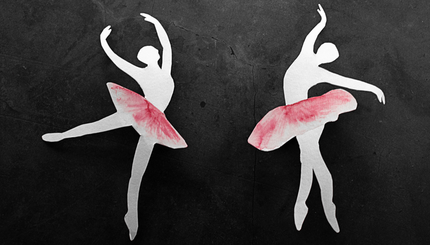Tanz, weil Tänzer keine Flügel brauchen